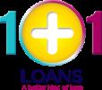 1plus1 Loans Logo
