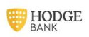 Hodge Bank Logo